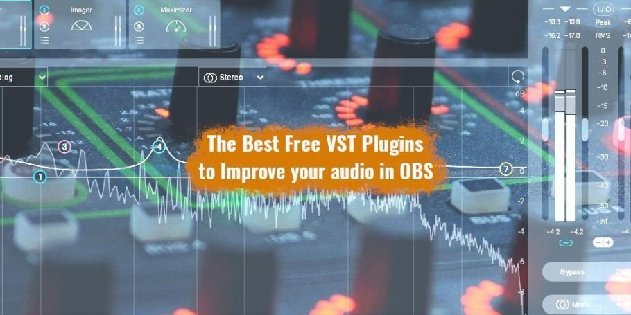 The Best Free vst plugins to improve your audio