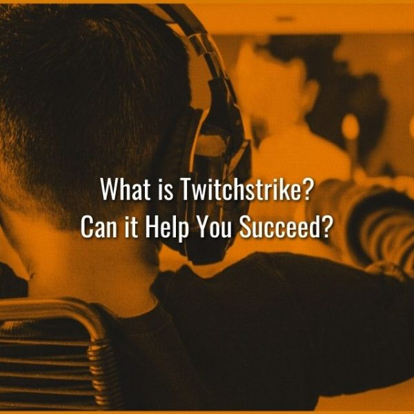 What is Twitchstrike?