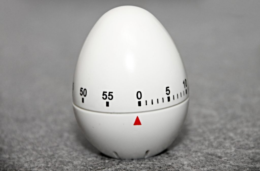 Egg Timer, symbolizing the time the cpu has to render each frame in the encoding preset. Ryzen Zen 2 will perform well with it.