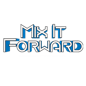 Mix It Forward Logo, one of our partnered Streamer Communities