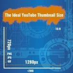Ideal YouTube Thumbnail Size featured image