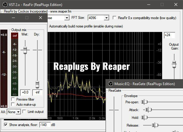 The #1 free VST plugins for OBS - Reaplugs by Reaper