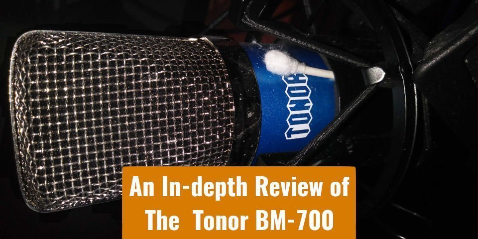 An in-depth review of the Tonor BM-700 XLR Microphone
