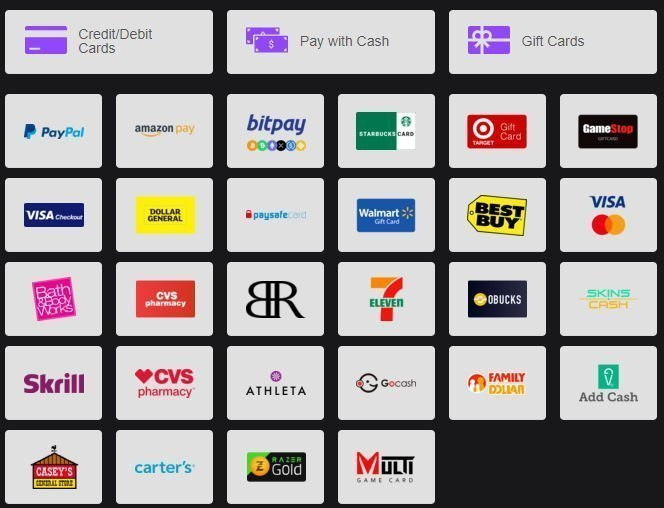 Acceptable Payment Methods for Twitch Subscriptions