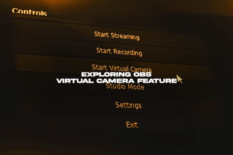 OBS Virtual Camera Featured Image