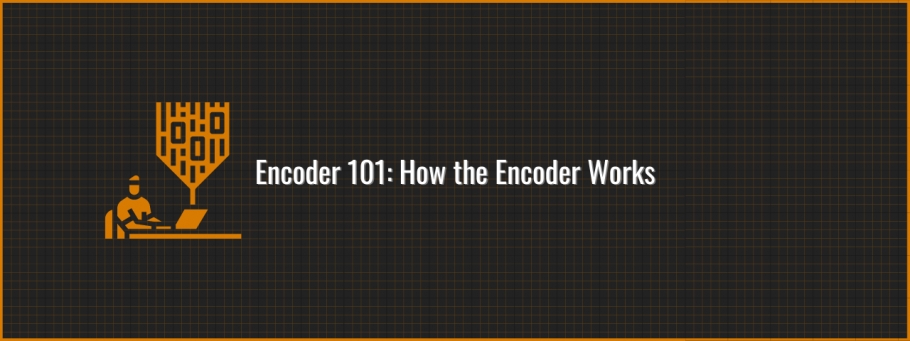 How the Encoder Works for Streaming Bitrate