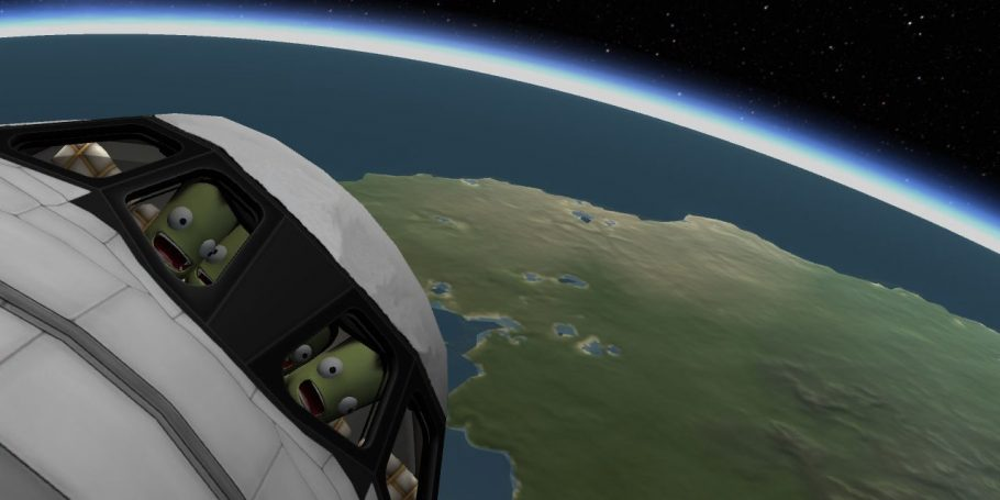 Launch your First Rocket in Kerbal Space Program