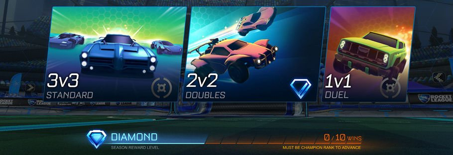 Rocket League Review - Competitive Gameplay
