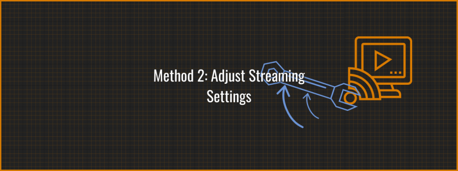 Fix Twitch Lag by Adjusting Streaming Settings