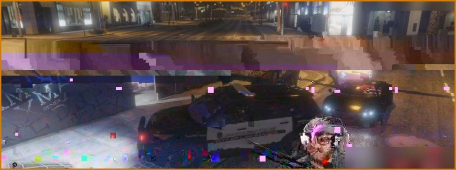 Best OBS Encoder issues when 100 percent utilization occurs. Heavily corrupted frames in gta 5.
