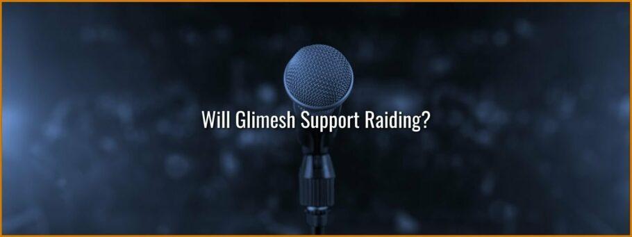 Will Glimesh Support Rading?