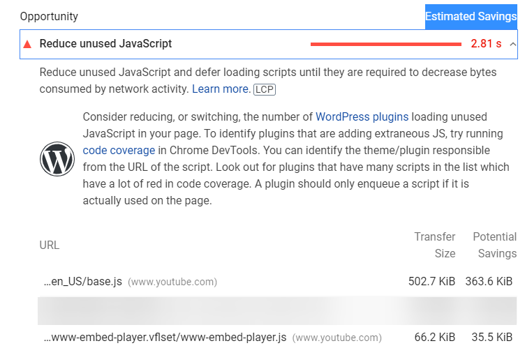 wordpress feature 3 - Video Facade