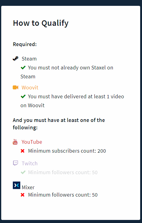 Woovit, a hassle-free game key distributing platform - Streamer's Haven